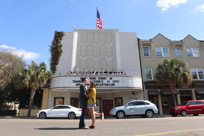 The Notebook Filming Locations in Charleston, South Carolina