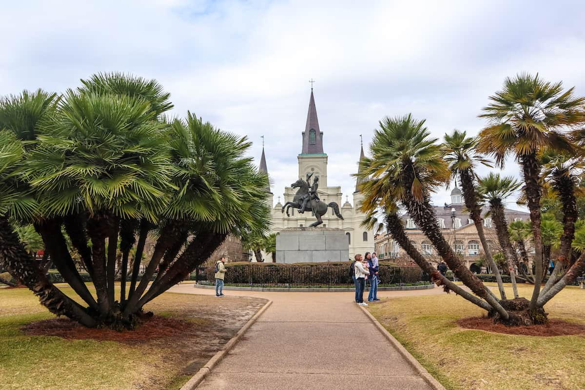 New Orleans Catedral