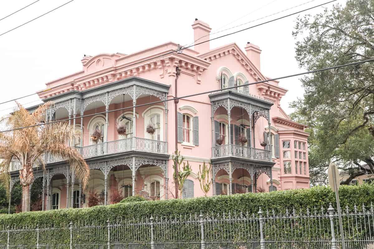 casa rosada new orlenas