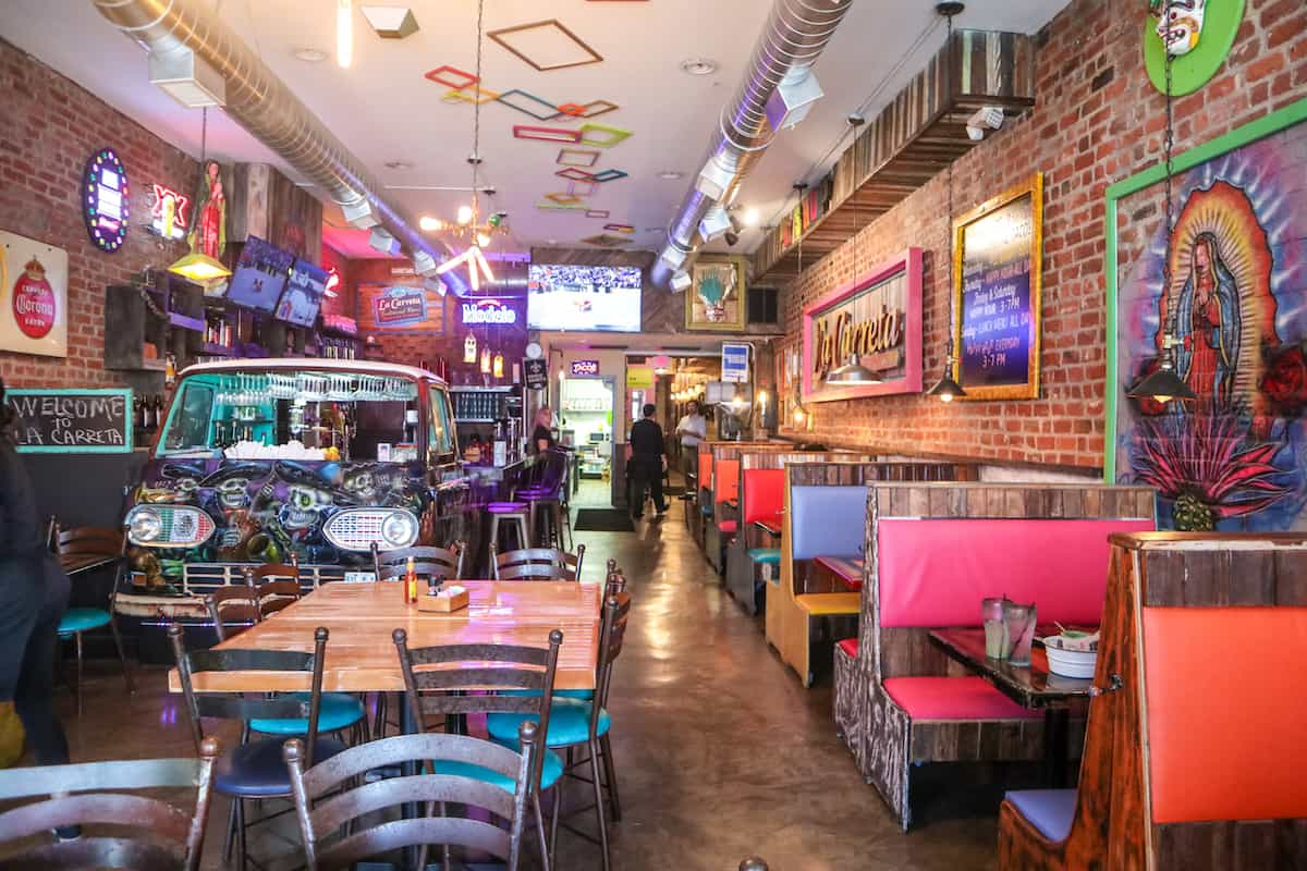 Restaurante Mexicano New Orleans