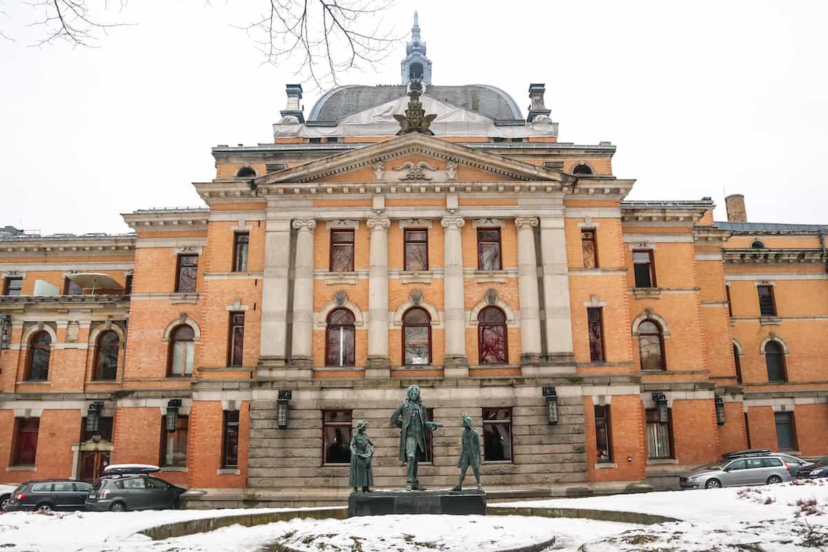 Oslo Norway - Oslo en Invierno