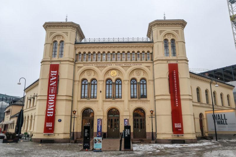 Centro del Premio Nobel de la Paz