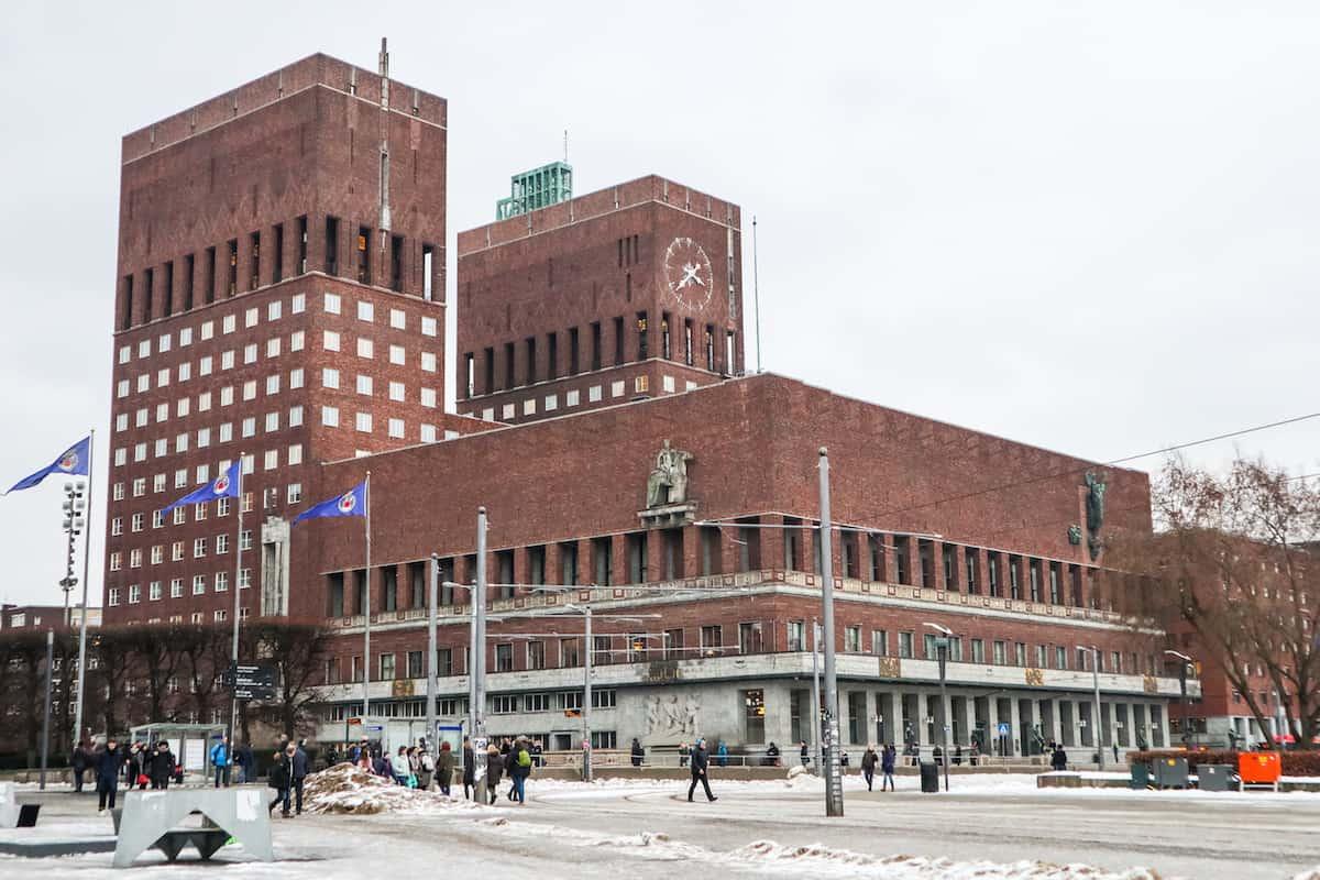 Oslo Municipality - Oslo en Invierno