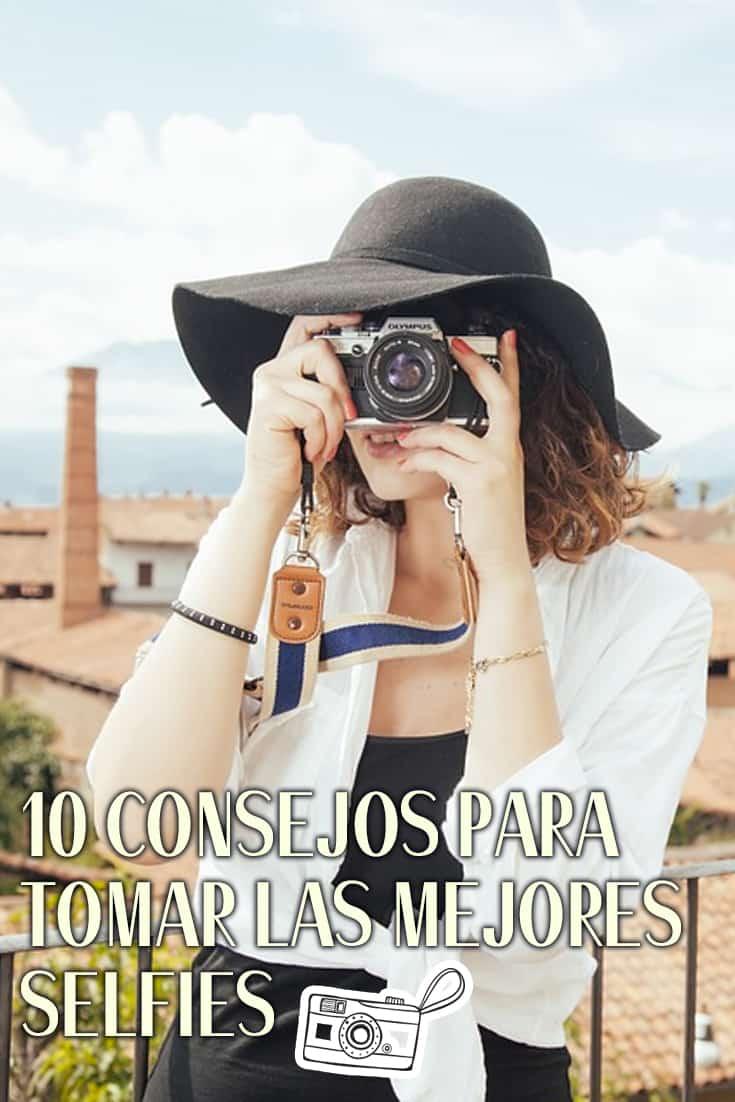10 consejos para tomarse las mejores selfies