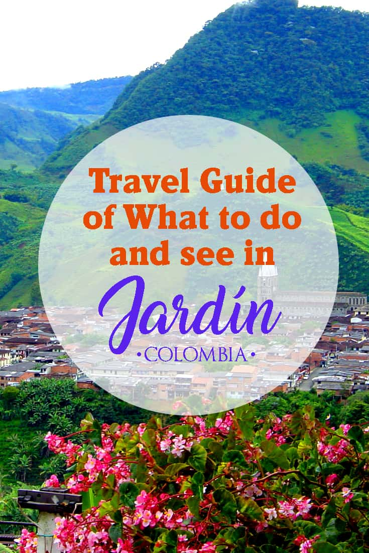 What to do in Jardin Colombia