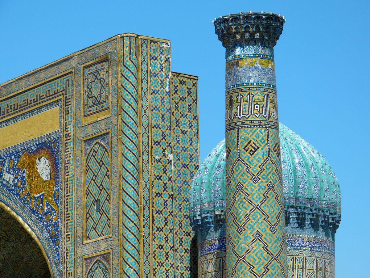 samarkand-Uzbekistán