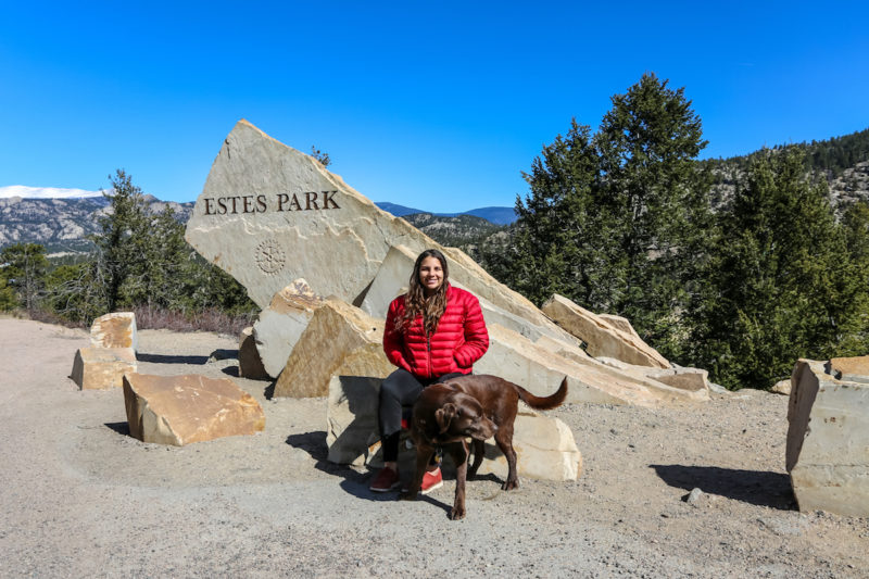 A Dog Friendly Weekend in Estes Park, Colorado