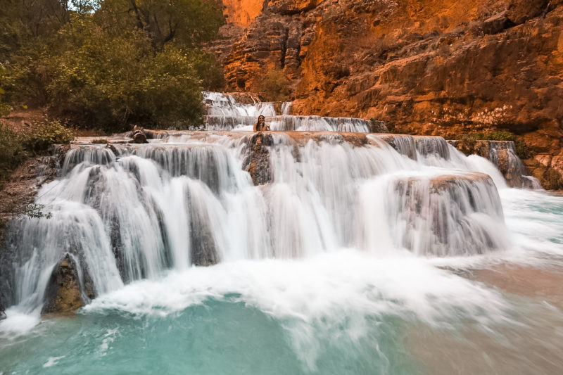 The Complete 2 days / 1 night itinerary for hiking Havasu Falls
