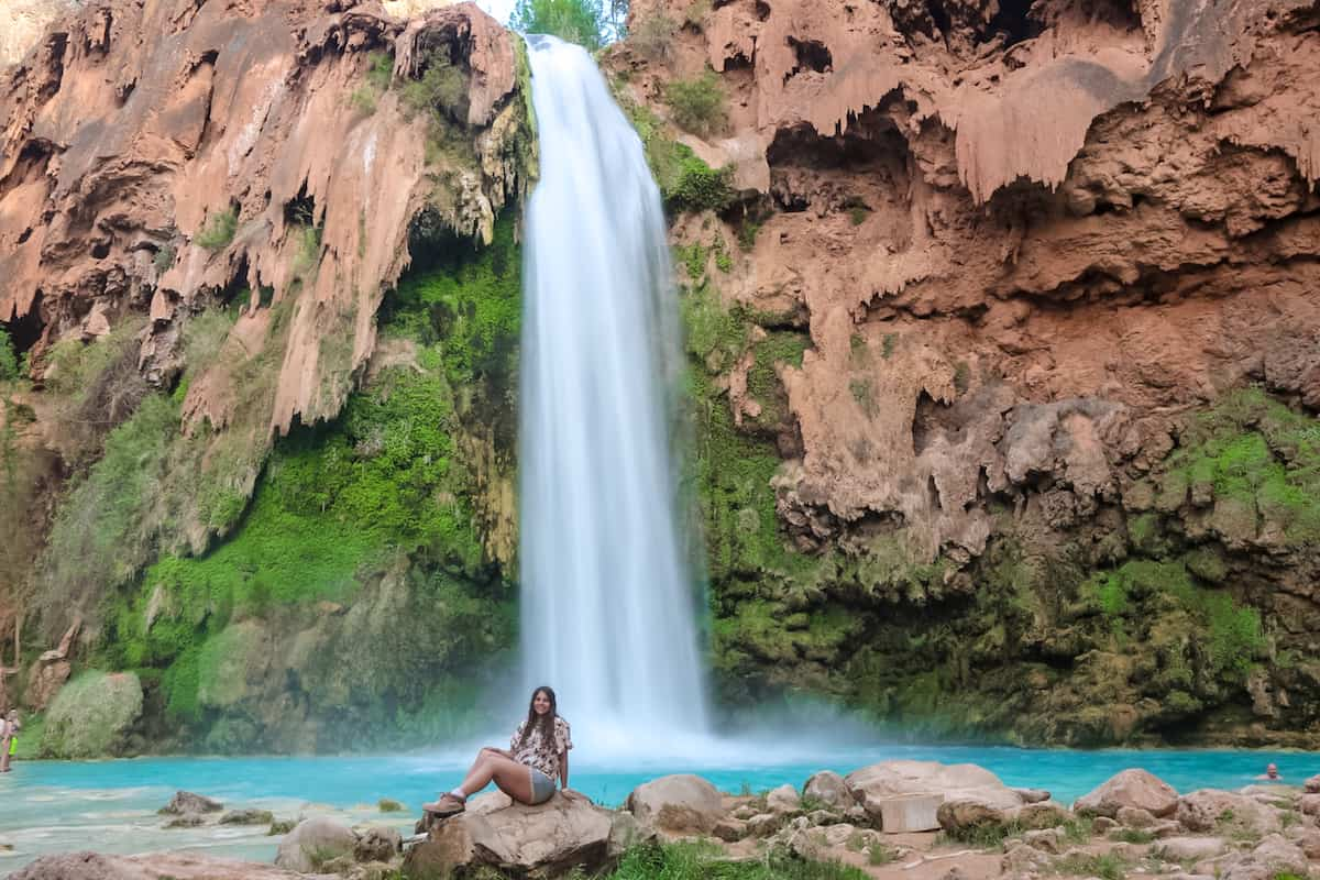 Complete 3 day/2 night Itinerary to Havasu Falls