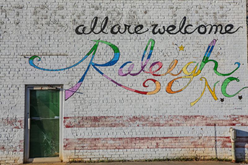 25 Insta-Worthy Murals in Raleigh, North Carolina