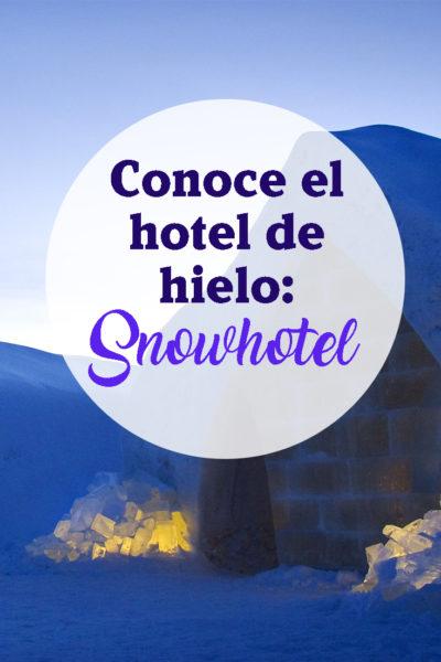 Visitando el Snowhotel en Kirkenes, Noruega