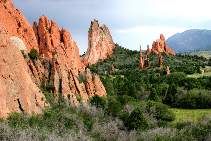 Guide to Garden of The Gods Park and more natural adventures of Colorado Springs