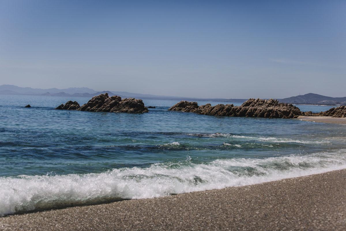 Playa en Los Barriles