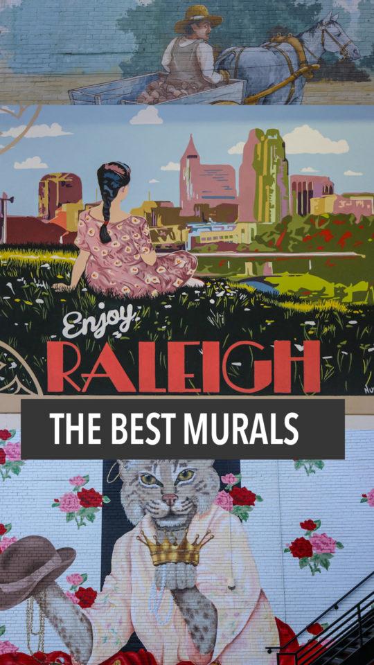 Best Murals Raleigh
