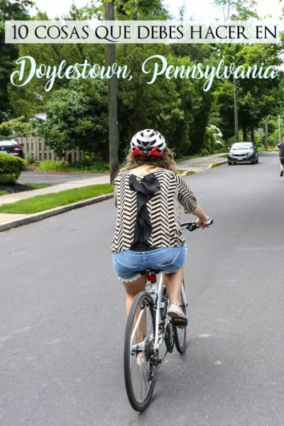 Las 10 mejores cosas que debes hacer en Doylestown Pennsylvania
