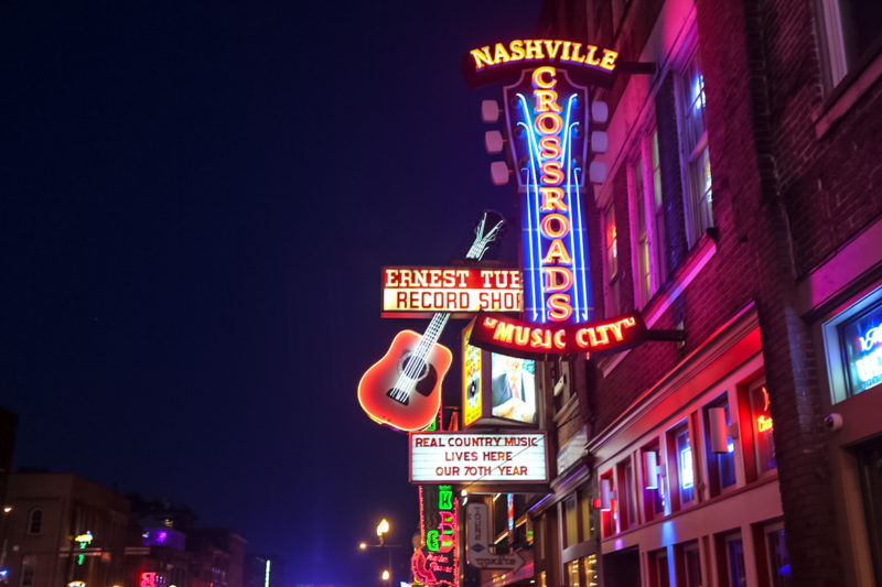 Complete Travel Guide of Things To Do and See in Downtown Nashville