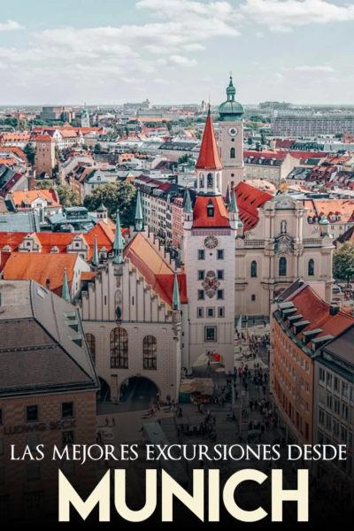 Excursiones de un sólo día desde Munich