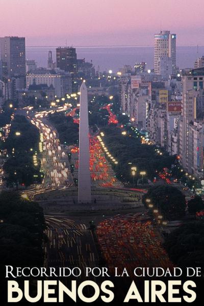 Un recorrido por la ciudad de Buenos Aires