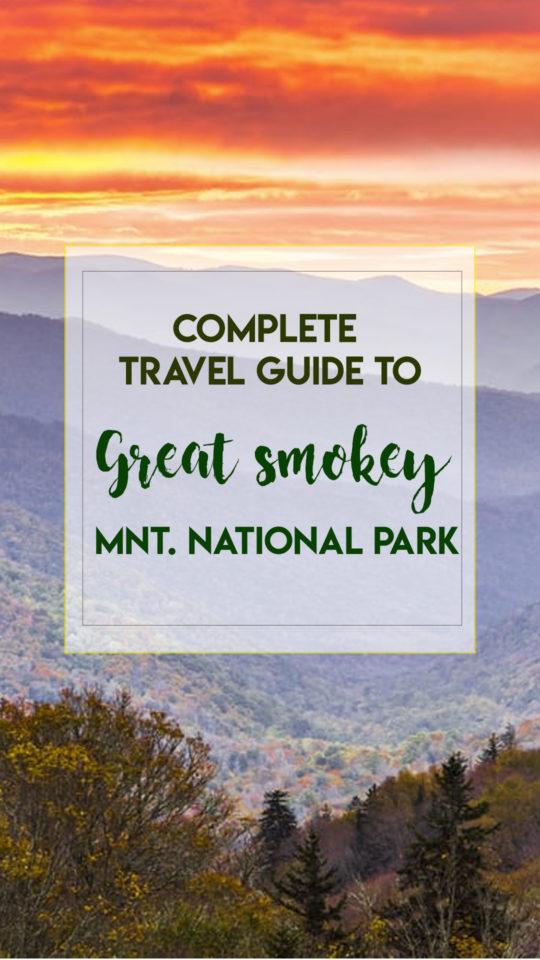 Great Smokey NP