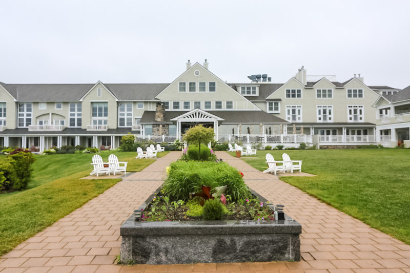 A Relaxing Weekend at Inn By The Sea: The Beachside Resort of Portland, Maine