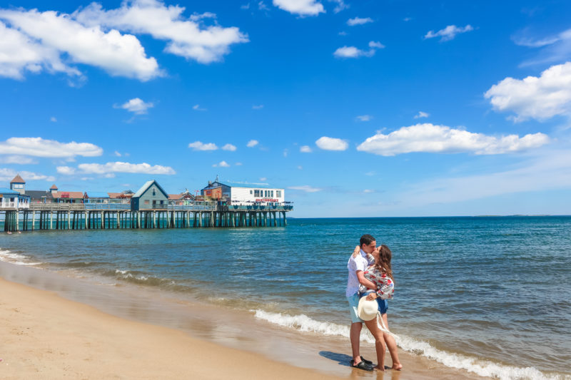 A Romantic Weekend Getaway To The Southern Maine Beaches