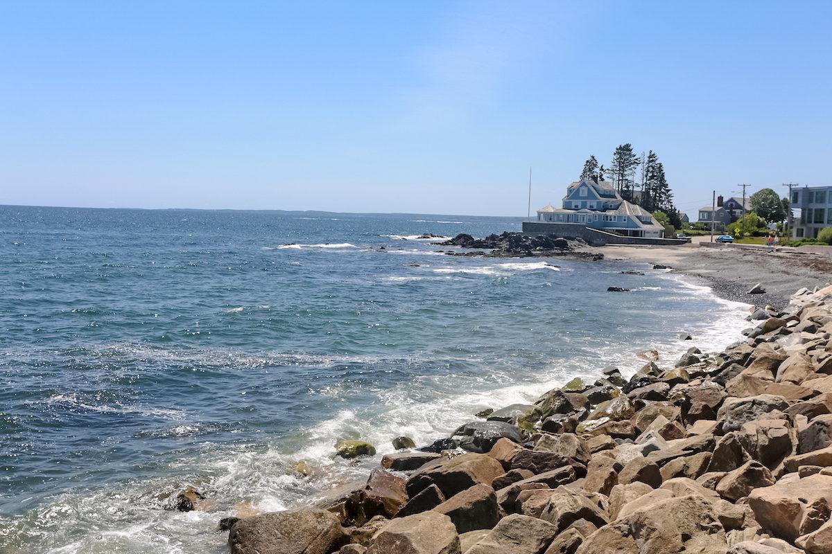 Maine  Gooch's Beach