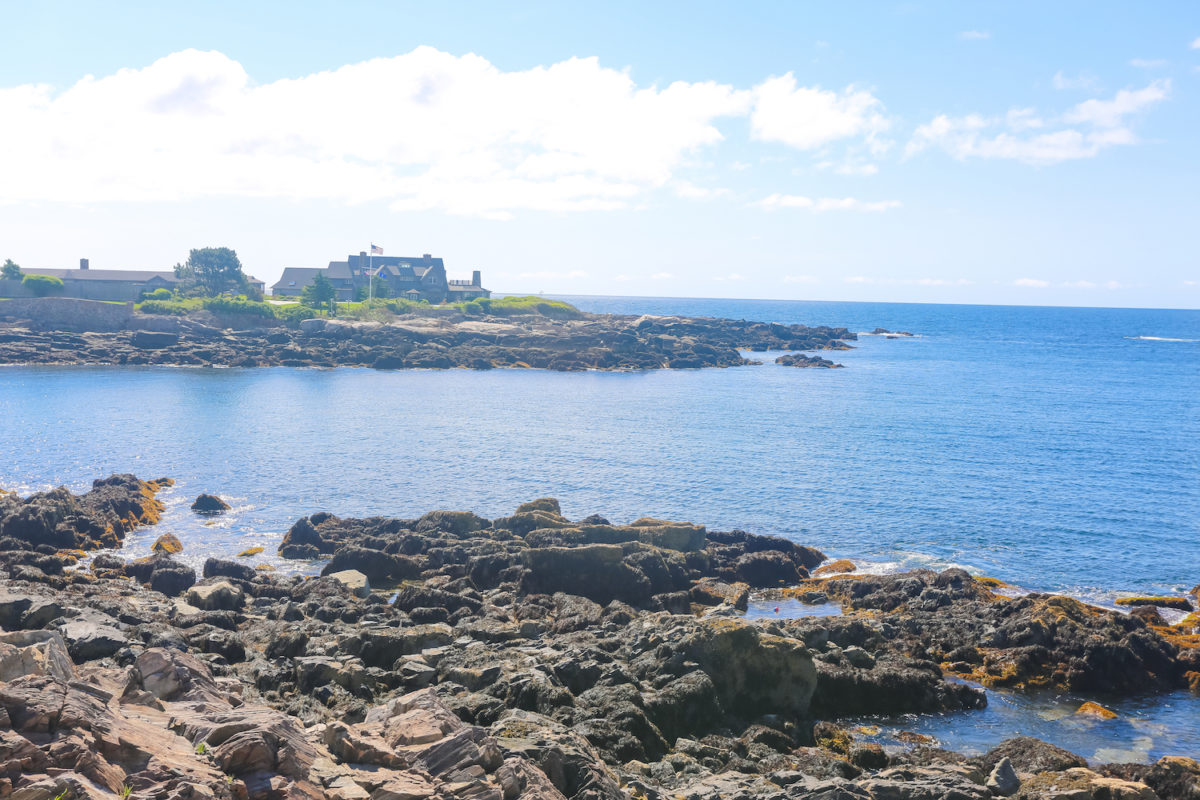 Parson's Beachand shore walk