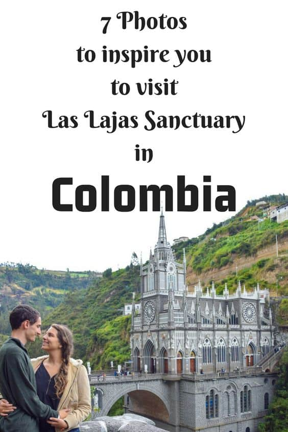 Travel Guide- A Day trip to Las Lajas Sanctuary in Ipiales, Colombia