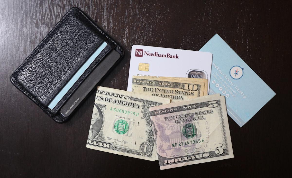 Needham Bank Travel Debit Card