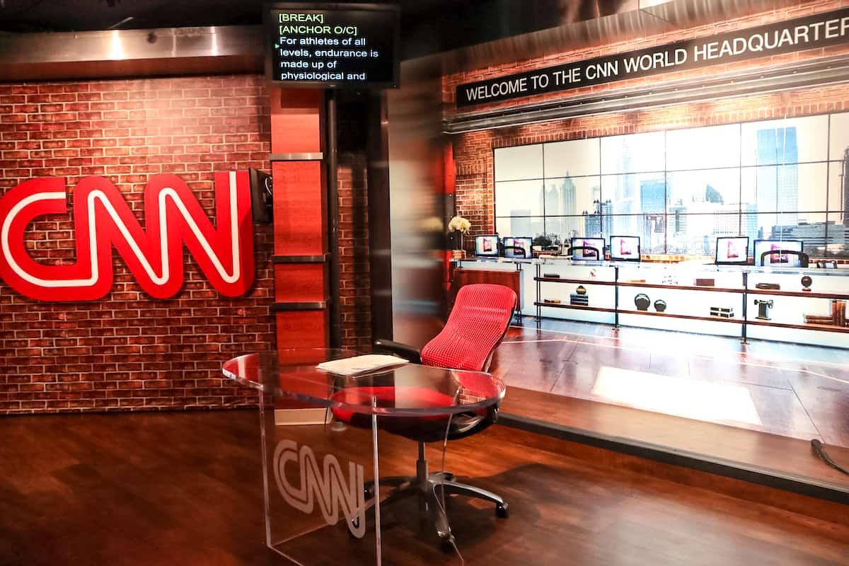 Take a CNN Studio Tours