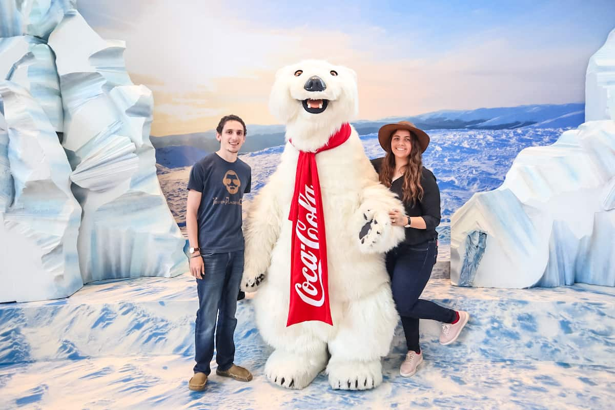 Visit the World of Coca Cola