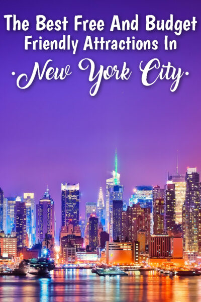 The Best Free and Budget Friendly Attractions in New York City