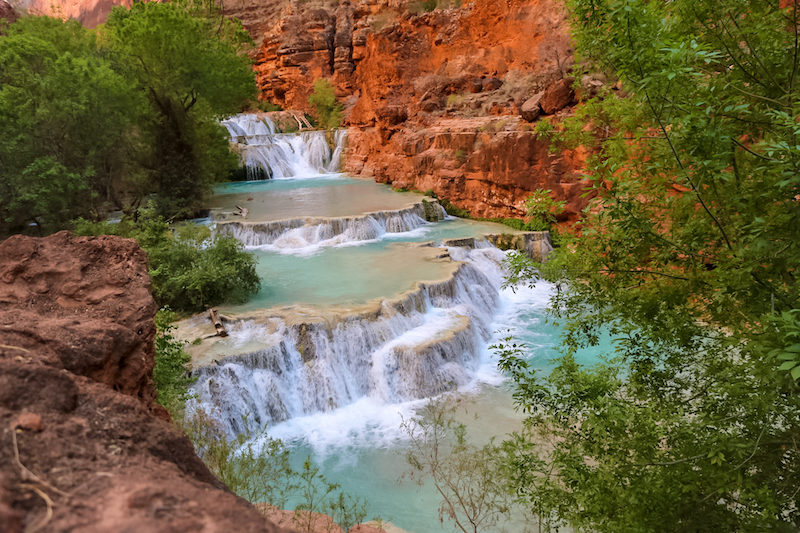 The 20 Ultimate Photos To Inspire You To Hike Havasu Falls