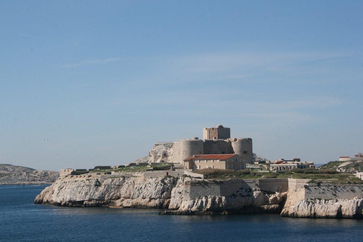 Château d'If Marseille France