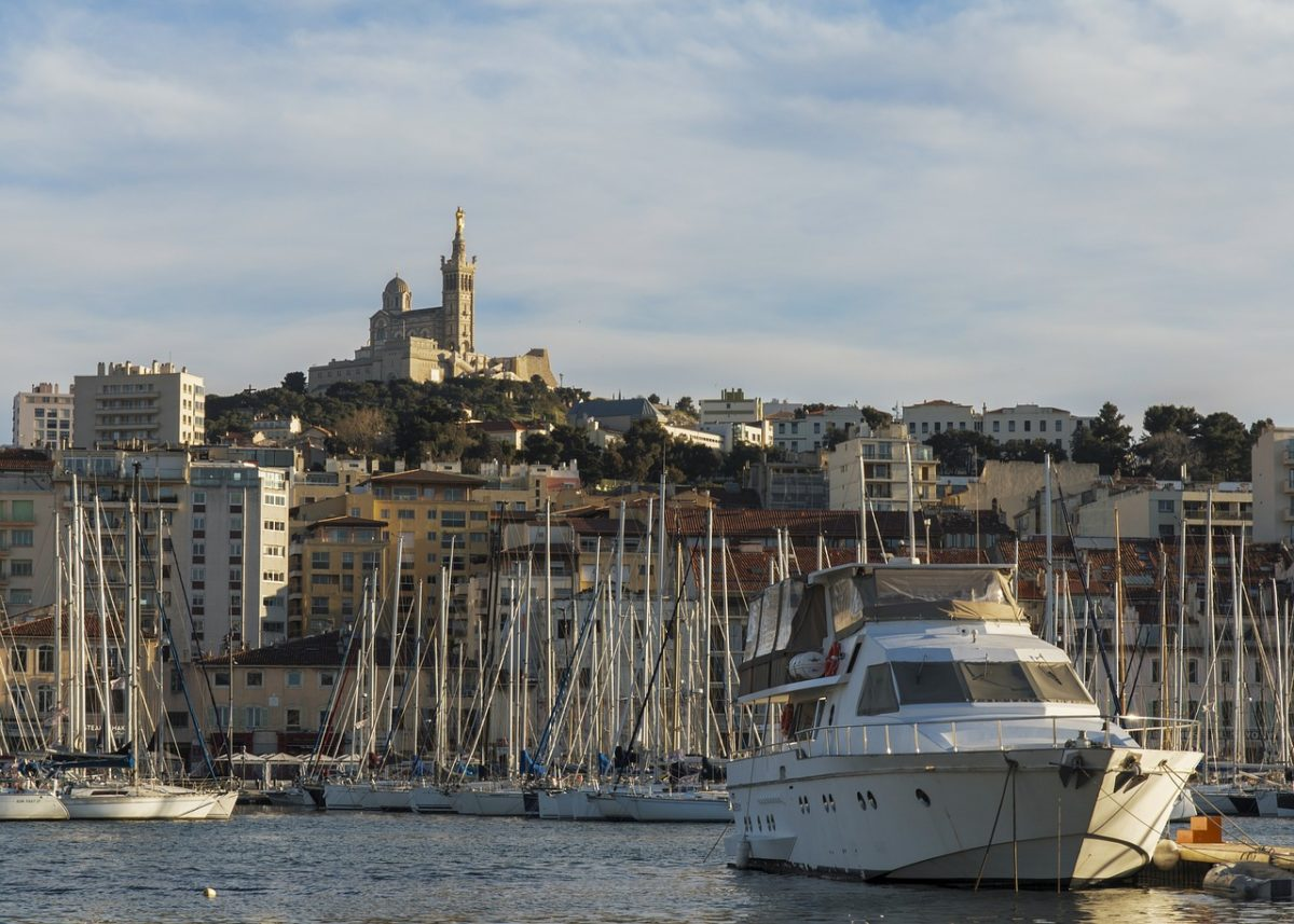 Old Harbour, the Vieux Port