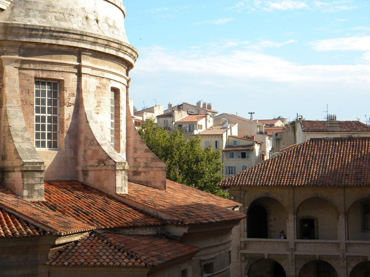 La Panier Old City Marseille