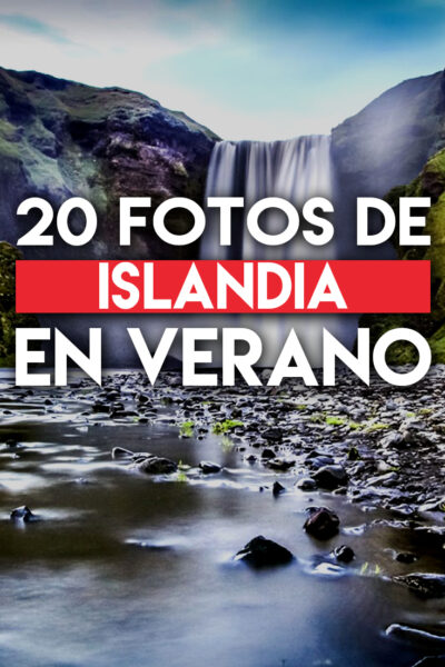20 fotos de Islandia en Verano