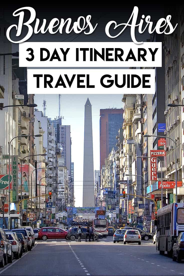 What to do and see in Buenos Aires in 3 days