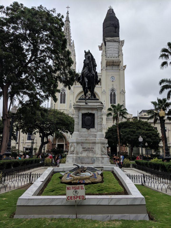 Parque Seminario y parque de las iguanas