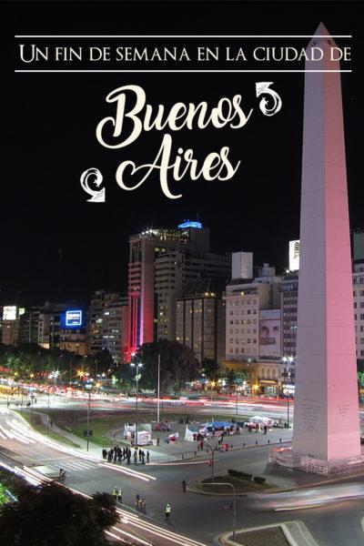 Guía para visitar Buenos Aires en 3 días