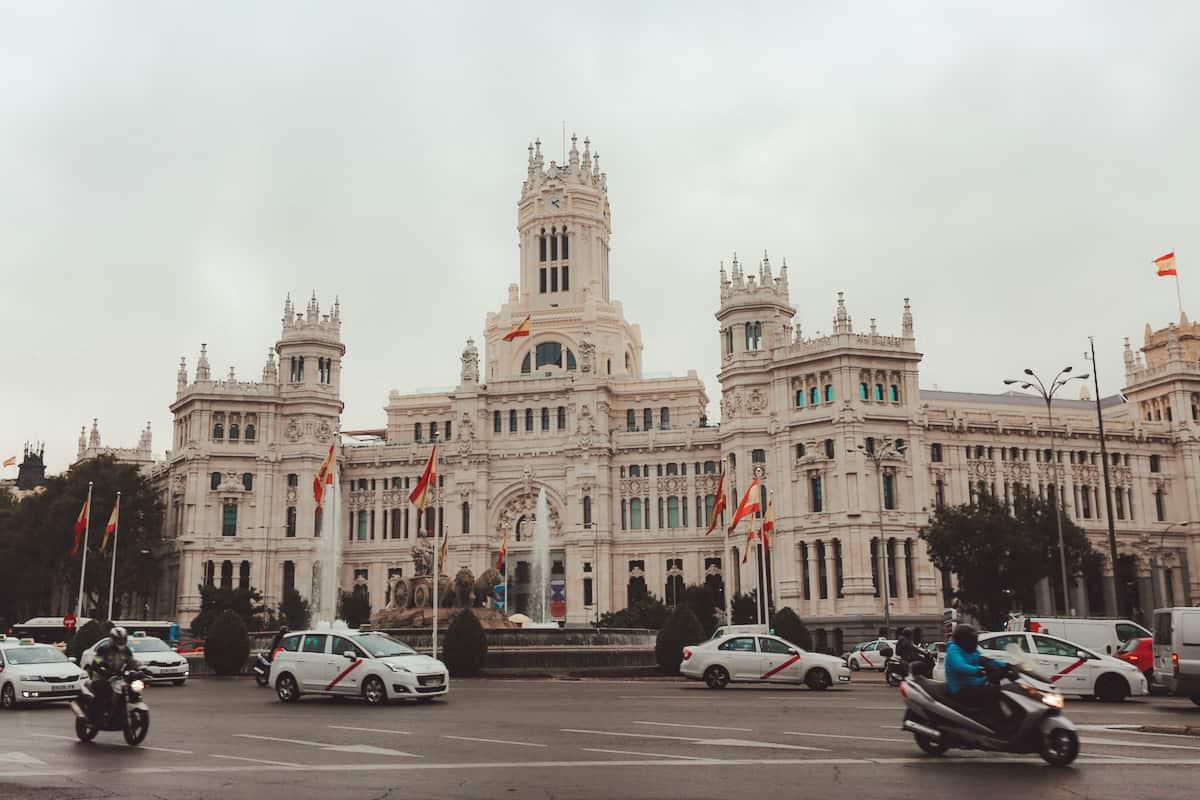 Things To Do in Madrid: El ayuntamiento