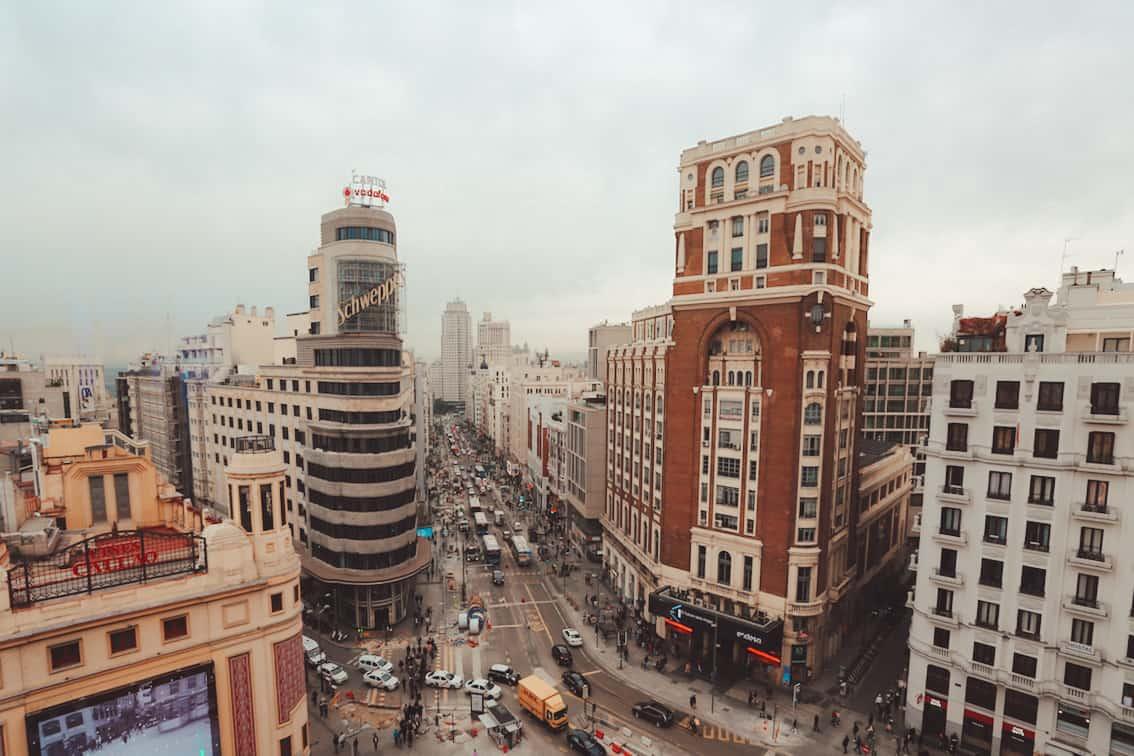 Things To Do in Madrid: La Gran Vía