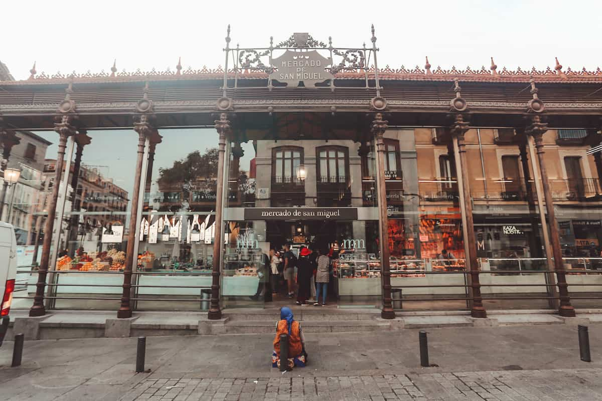 Things To Do in Madrid: Mercado San Miguel
