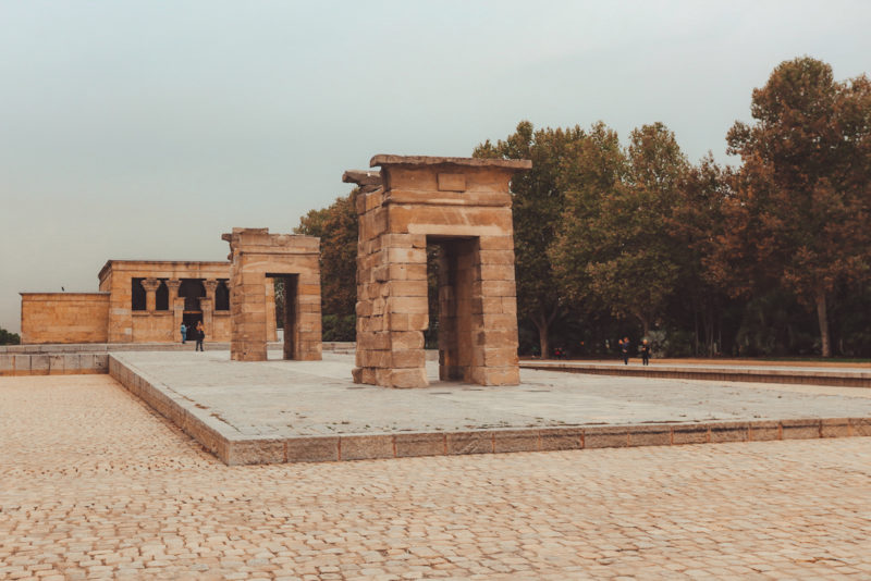 Things To Do in Madrid: Templo de Debod