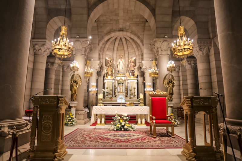 Things To Do in Madrid: The Crypt at the Almudena Cathedral