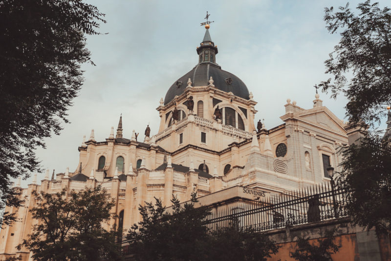 Things To Do in Madrid: The Almudena Cathedral