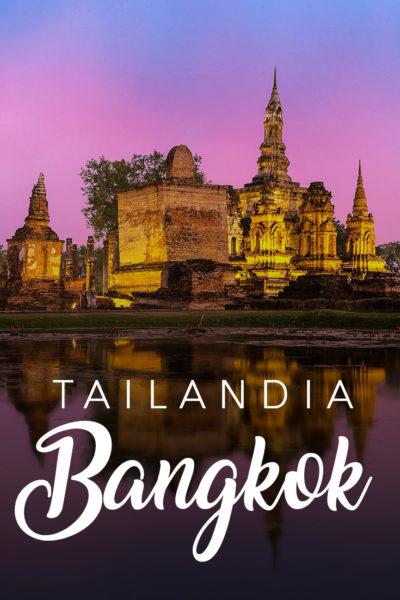 Cosas Que Hacer en Bangkok, Tailandia