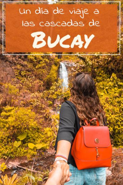 Un día de viaje a las cascadas de Bucay