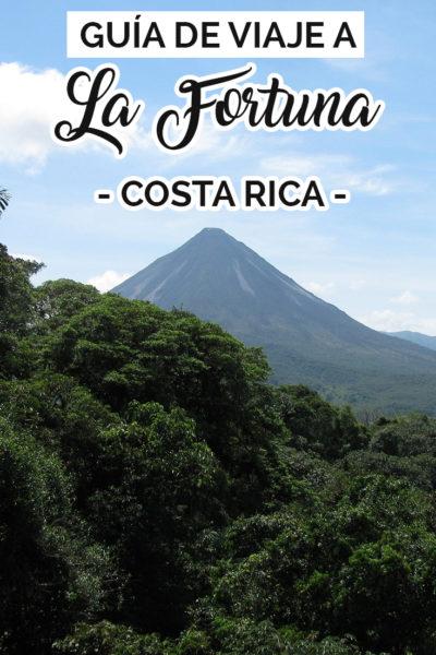 Que hacer en la Fortuna, Costa Rica