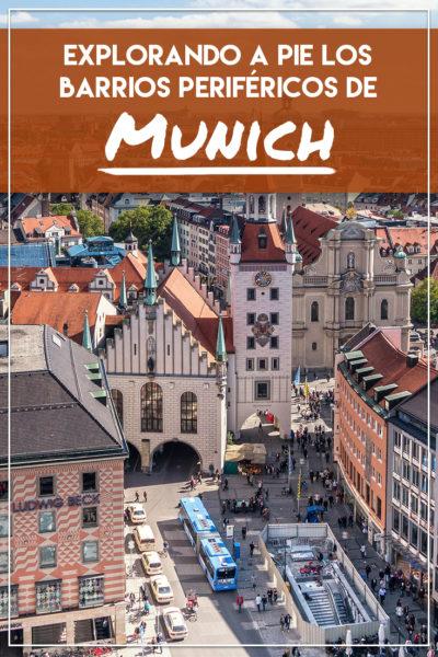 Las mejores cosas que hacer en Munich